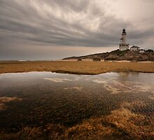 Point Lonsdale Lighthouse by Jack Jansen