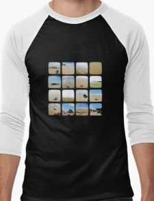 Beach Collective - TTV Men's Baseball ¾ T-Shirt