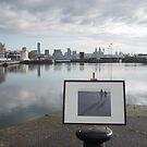Dock view skyline by Tony  Glover