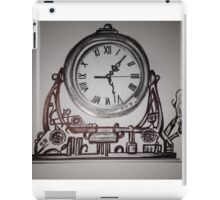 My Ideal Modern Time Machine  iPad Case/Skin
