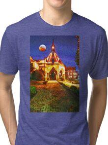 Full Moon Tri-blend T-Shirt