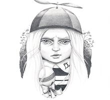 Alice #3 by Terri Woodward