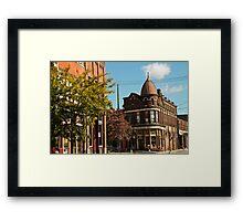 Patrick Sullivan's Saloon  Framed Print