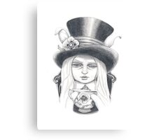 Alice #2 Canvas Print