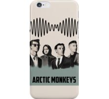 Arctic Paint iPhone Case/Skin