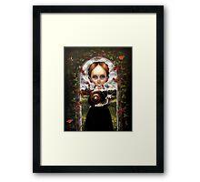 Victoire & Hugo Framed Print