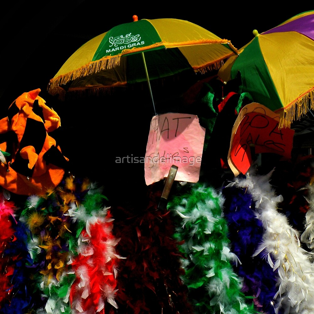 Colors Of New Orleans ~ Part Three by artisandelimage