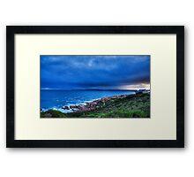 Port Elliott, South Australia HDR Framed Print