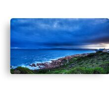 Port Elliott, South Australia HDR Canvas Print