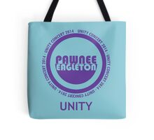 Pawnee-Eagleton unity concert 2014 Tote Bag