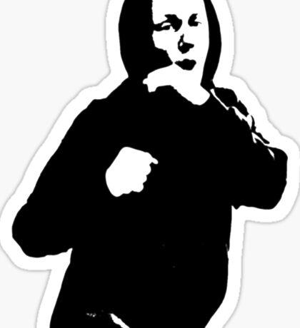 Rocky Jones Sticker