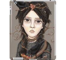 Famine iPad Case/Skin