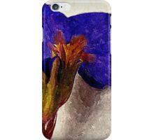 flora closeup iPhone Case/Skin