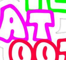 get yer rat oot Sticker