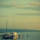 Yachting... by Nuh Sarche