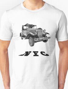 New York cab T-Shirt