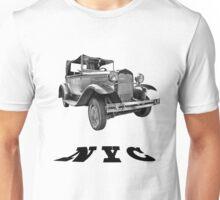 New York cab Unisex T-Shirt