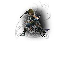 Final Fantasy Dissidia - Zidane Photographic Print