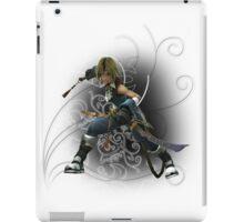 Final Fantasy Dissidia - Zidane iPad Case/Skin