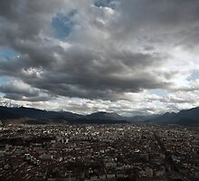 City View From The Bastille by Lilfr38
