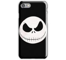 Jack Skeleton - Nightmares before Christmas iPhone Case/Skin