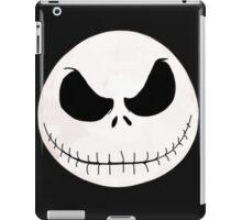Jack Skeleton - Nightmares before Christmas iPad Case/Skin