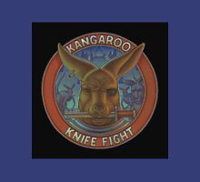 Kangaroo Knife Fight Unisex T-Shirt