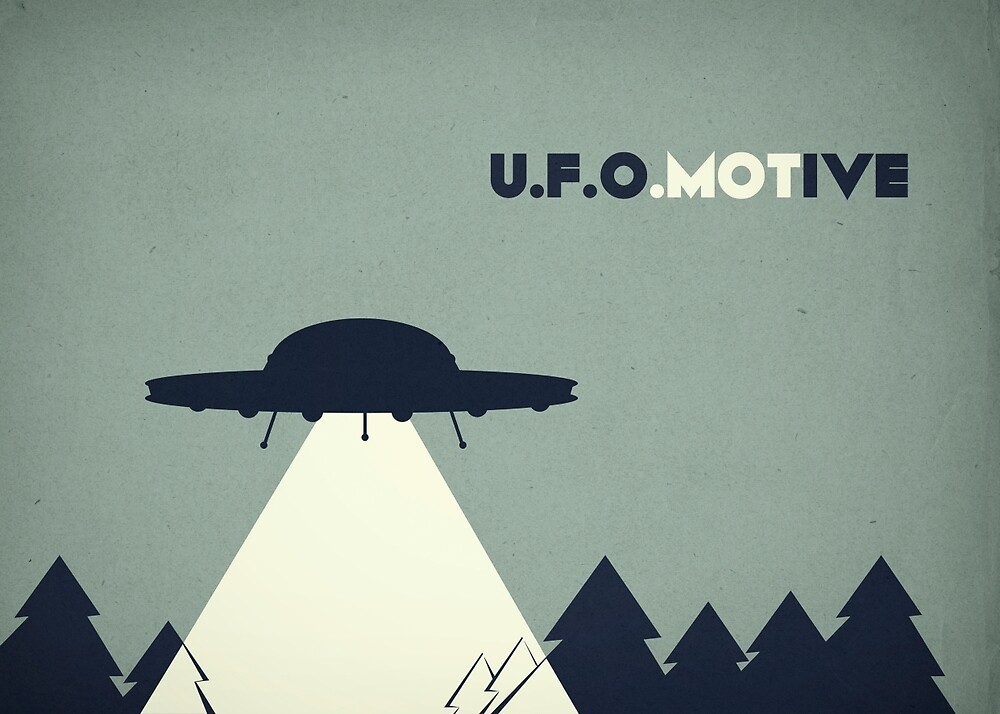 U.F.O.Motive by weirdbird