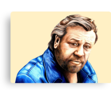 'Vincent' played by Ray Winstone Canvas Print
