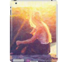 The Sun Watcher iPad Case/Skin