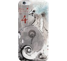 the nest: an etherial gateway iPhone Case/Skin