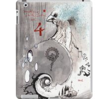 the nest: an etherial gateway iPad Case/Skin