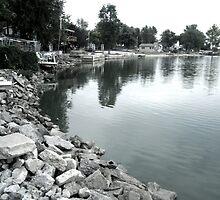 Celina Lake, Ohio by Asia Payne