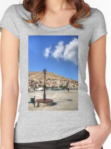 Harbour Light Women's Fitted Scoop T-Shirt