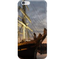 Belem. Cherbourg, Normandy, France. iPhone Case/Skin