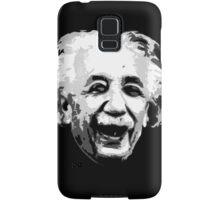 Albert Einstein Samsung Galaxy Case/Skin