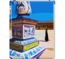 Lady in Black iPad Case/Skin
