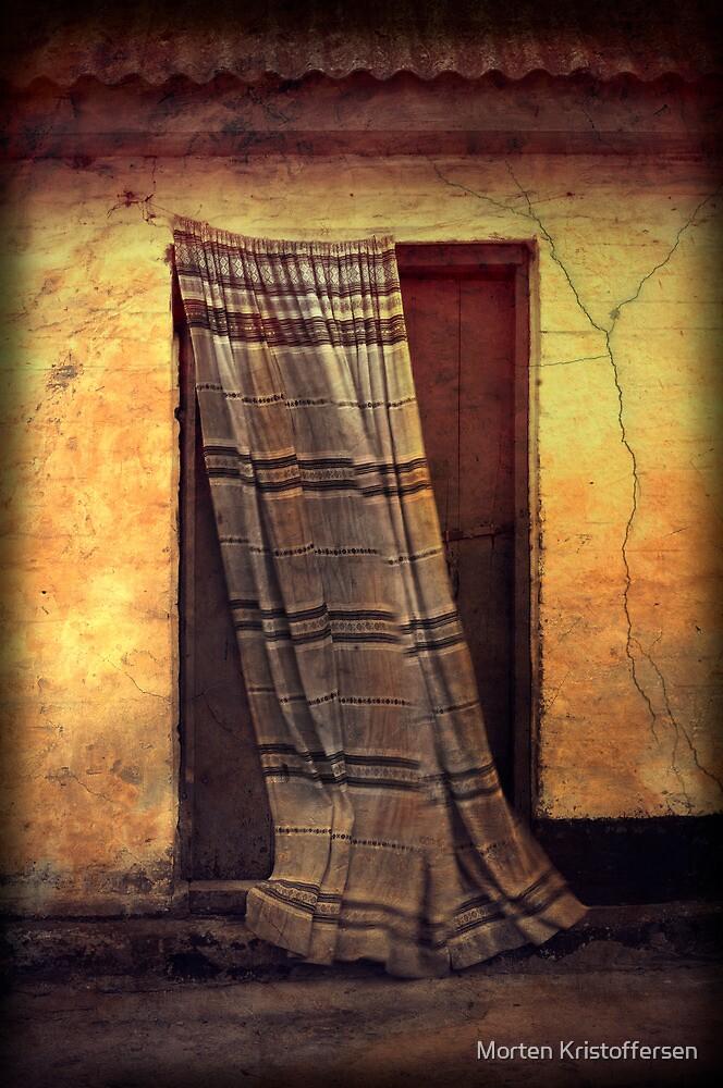Curtain of Time by Morten Kristoffersen