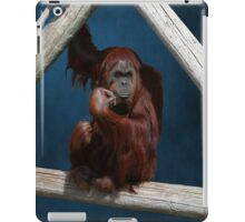 The Triangle of Thought iPad Case/Skin