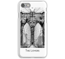 City Mystic • New York The Lovers iPhone Case/Skin