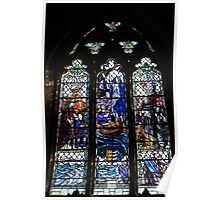 Mary Strachan Memorial Window Poster