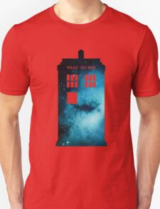 Galaxy Tardis T-Shirt