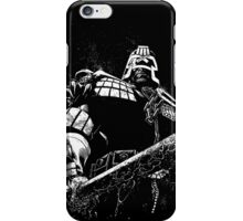 He is the law  iPhone Case/Skin
