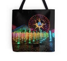 The Wonderful World of Color Tote Bag