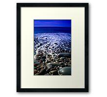 Spring Tide - Westward Ho!! Framed Print