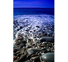 Spring Tide - Westward Ho!! Photographic Print