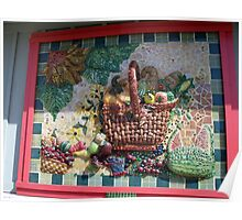 Amazing Mosaic - everything on this is mosaic... Poster