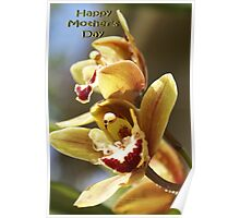 Happy Mother's Day, Cards, Wang-Lee Garden, La Mirada, CA, USA, Lei Hedger Photography Poster