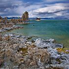 Mono Lake, Before the Storm by MattGranz