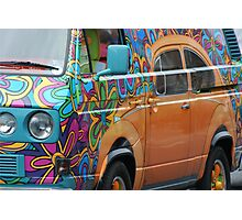 Transporter of Delight Photographic Print